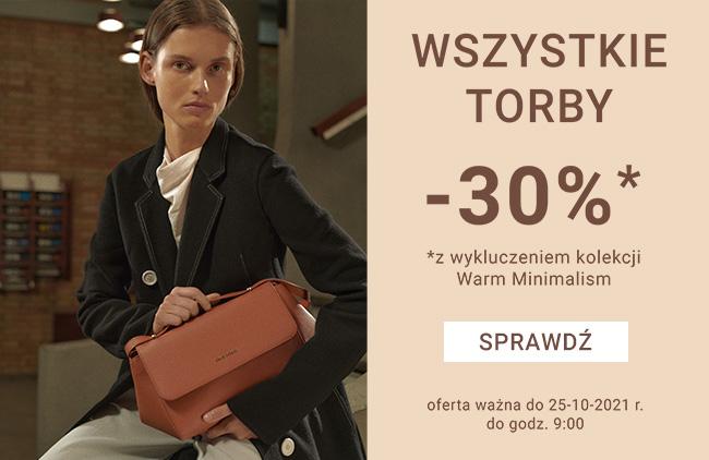 Wszystkie torby -30%