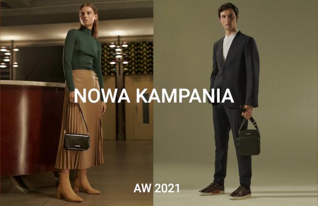 Nowa kampania - AW 2021
